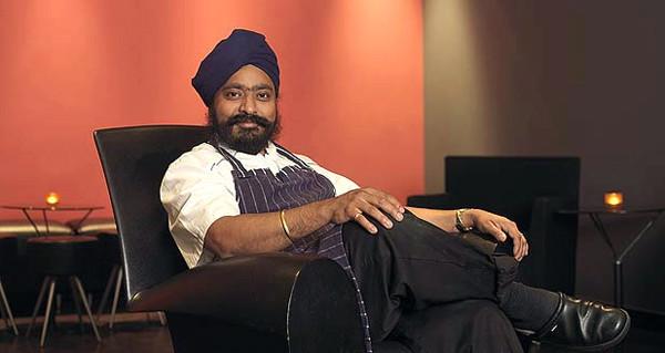 Tony Singh MBE