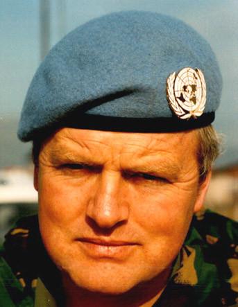 Colonel Bob Stewart DSO
