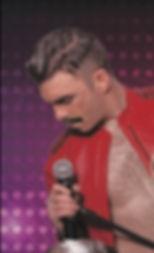 Mark Dawson | Freddie Mercury Tribute