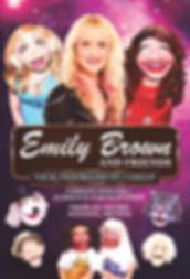 Emily Brown & Friends | Comedy Ventriloquist Show