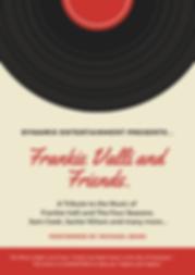 Michael Benn | Frankie Valli & Friends Tribute Show