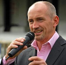 Barry McGuigan MBE
