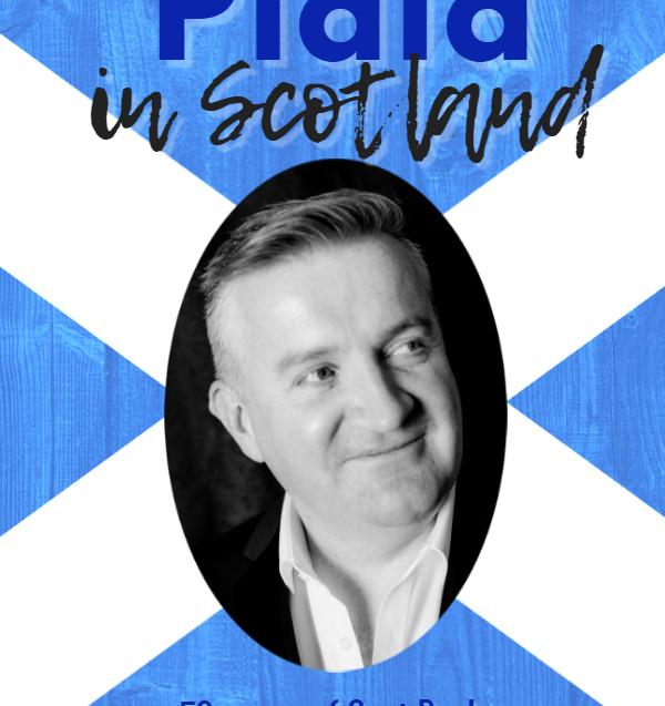 Plaid In Scotland