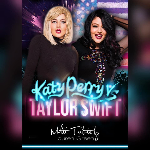 Katy Perry & Taylor Swift Double Tribute