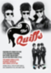 The Quiffs | Rock & Roll Tribute
