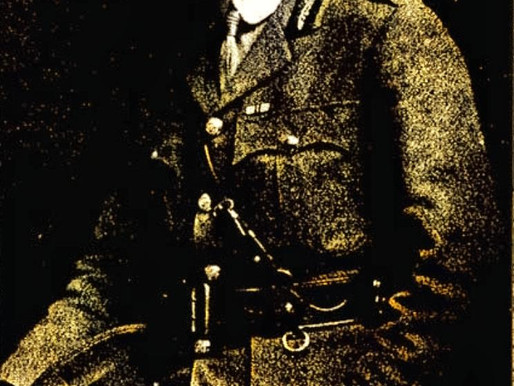 Letters from Lieut-Col. A.B Hubback