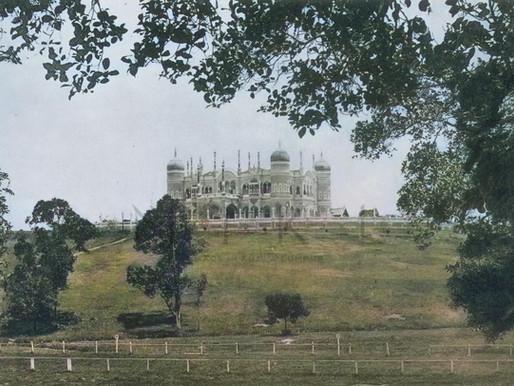 Not by Hubback: Istana Mahkota Puri, Klang
