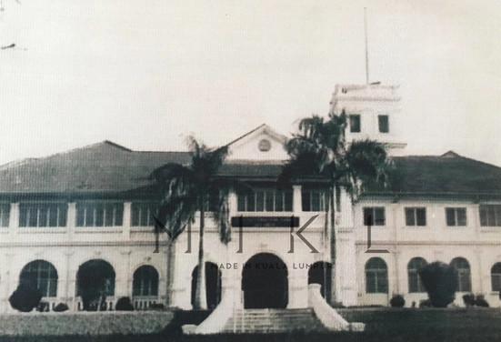 Residence of the High Commisioner, Kuala Kangsar