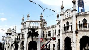 Selamat Ulang Tahun ke-110 buat Stesen Kereta Api Lama Kuala Lumpur!