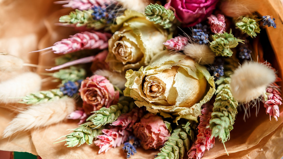 Dried Flower Extras