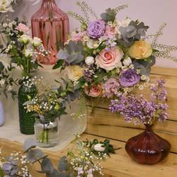 Wedding Decor photographed by Chloe Main