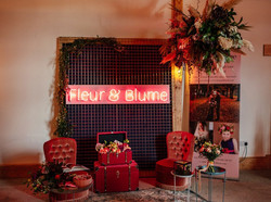 Fleur and Blume at Roodlea Barn photographed by fotomaki