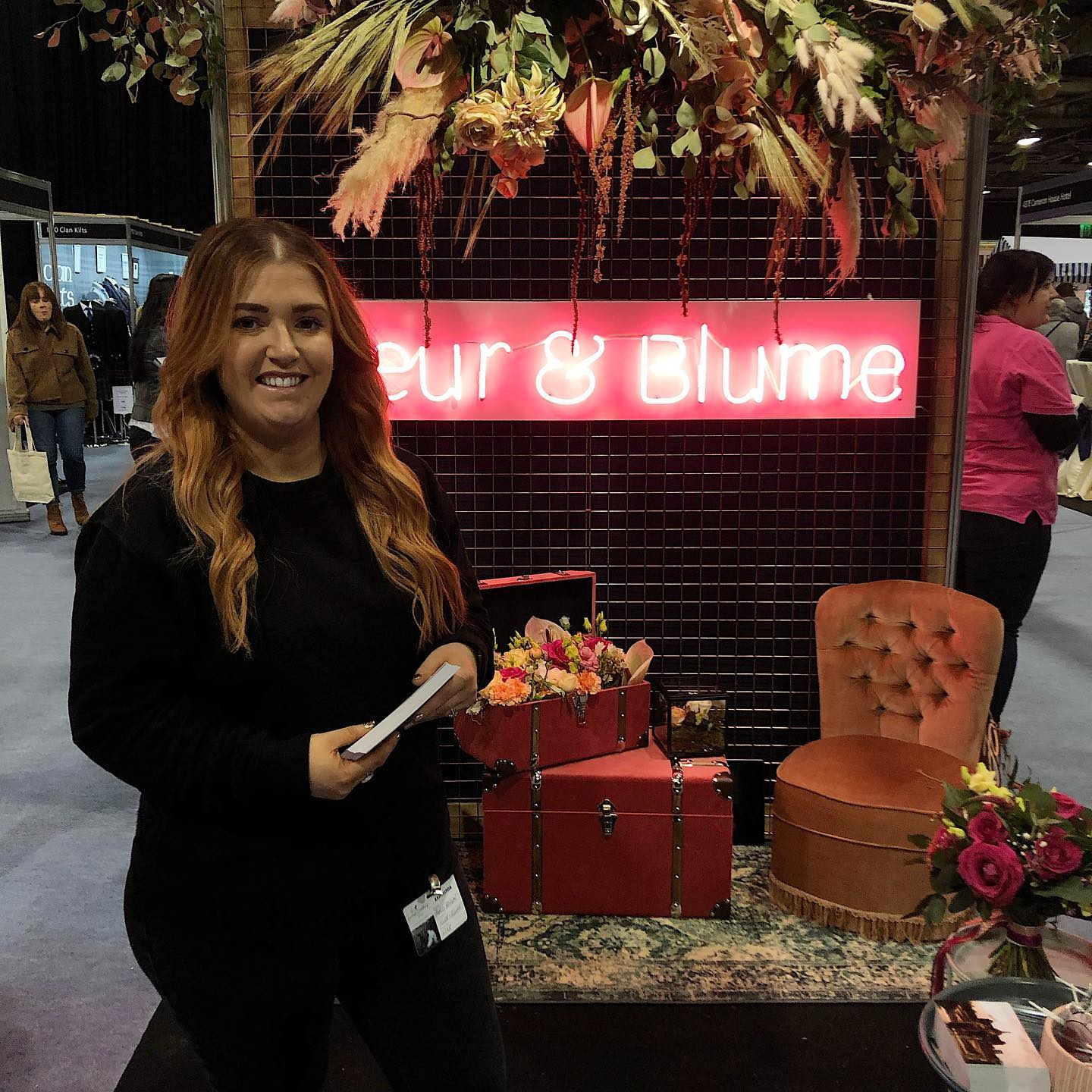 Ashley from Fleur and Blume