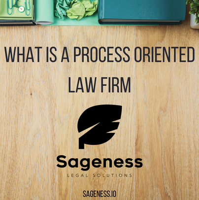 What is a Process-Oriented Law Firm?  We Break it down.