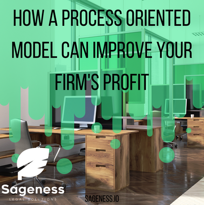 How a Process Oriented Model Can Improve Your Law Firm's Profits