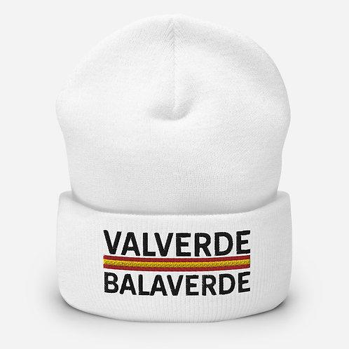 Valverde Embroidered Beanie