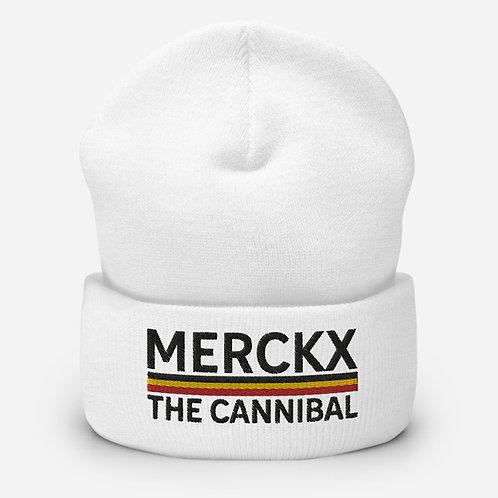 Merckx Embroidered Beanie