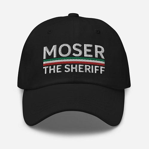 "Moser Classic ""Dad"" Hat"