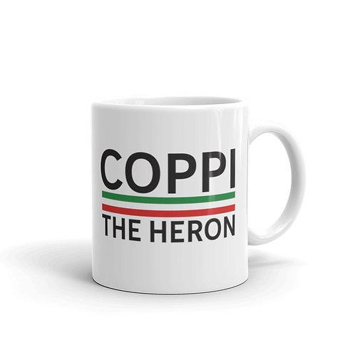 Coppi glossy mug 11 oz.