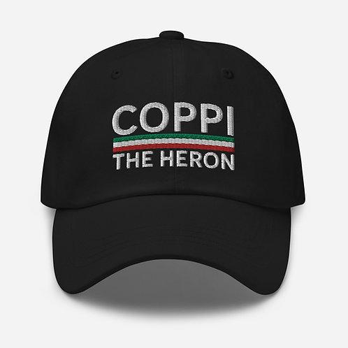 """Coppi Classic """"Dad"""" Hat"""