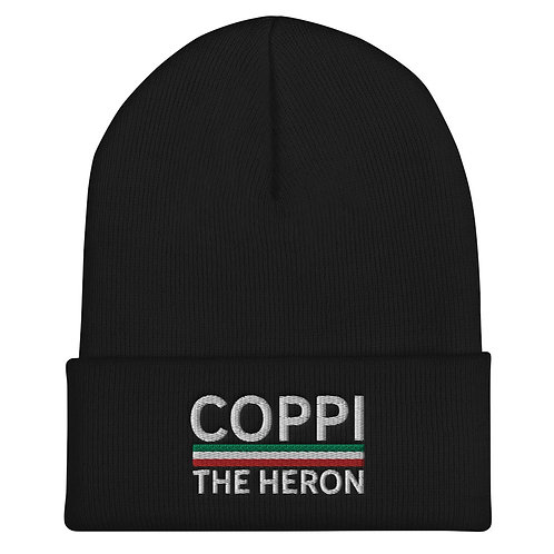 Coppi Embroidered Beanie
