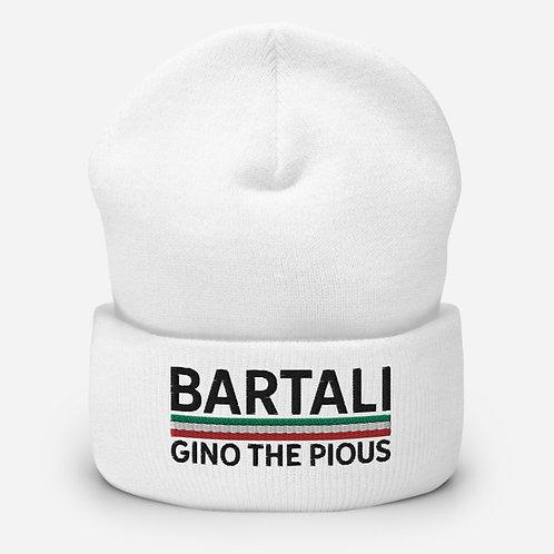 Bartali Embroidered Beanie