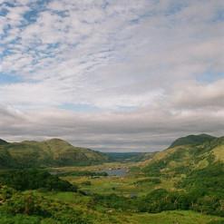 THE QUEEN'S VIEW, IRELAND