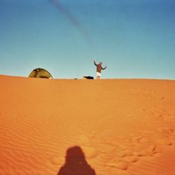 MERZOUGA DESERT, MORROCO