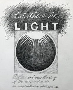 3. Let there be light