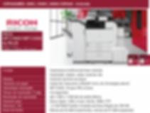 Locação e outsourcing de impressão
