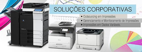 Outsourcing de Impressão e Locação de Impressoras