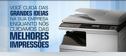 Aluguel de impressoras, outsourcing de impressão e aluguel de computadores