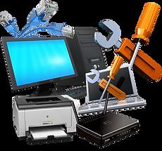 Assistência técnica de impressoras e assistência técnica de computadores, notebook e informática