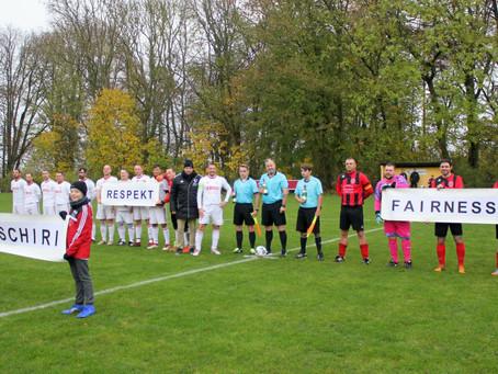 LSV und Beinhart zeigen Flagge im letzten Heimspiel