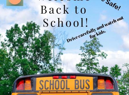 Welcome Back to School Virginia!