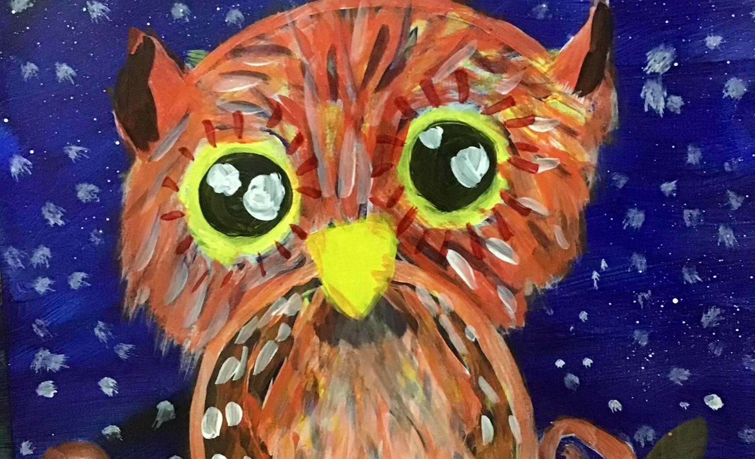 evie owl