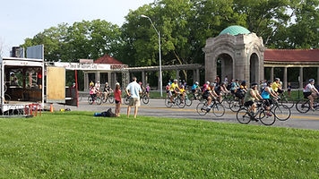 Tour of Kansas City cycling ride