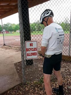 Missouri Bicyclist