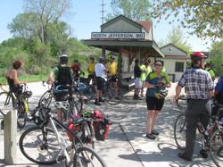 Cycle through Missouri