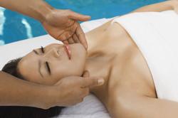 at home massage therapist