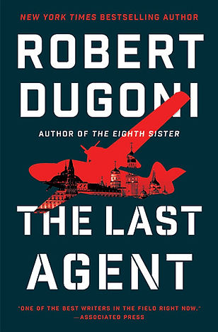 Dugoni-TheLastAgent.jpg