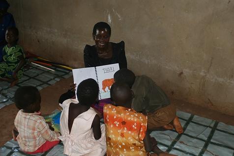 UK schools partnering with Africa school