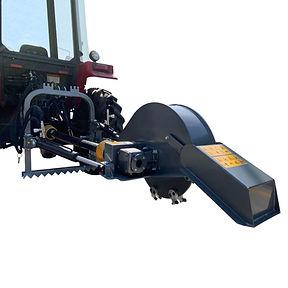 Stubbatætari traktor