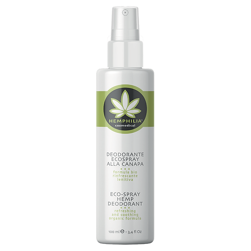 ECO-SPRAY HEMP DEODORANT