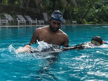 Personal swim coaching with Coach Yoges of MySwim Coaching