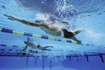 Triathlon swim squad training with MySwim Coaching