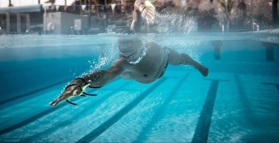Freestyle swimming with MySwim Coaching
