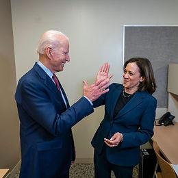 Joe Biden & Kamala Harris