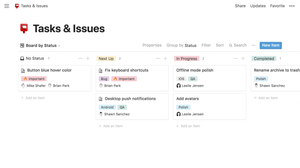 Notion: Write, plan, collaborate, and get organized. Notion is all you need — in one tool.