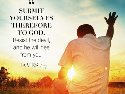 Blog Post - Jesus Submits to God